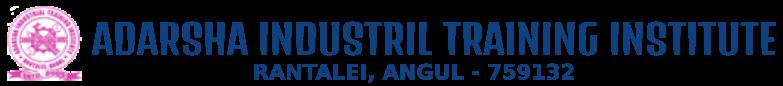 Adarsha ITI logo